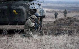 Ситуация на Донбассе обостряется - среди украинских бойцов есть раненые