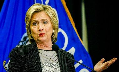 Кремлівські ЗМІ назвали Гілларі Клінтон іллюмінаткою