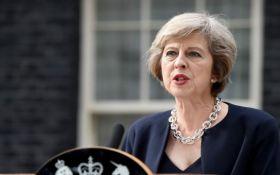 Вихід Великобританії з Євросоюзу: Тереза Мей назвала суму компенсації