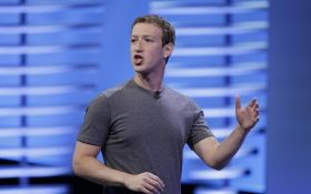 Цукерберг за сутки потерял рекордную сумму денег из-за скандала с Facebook