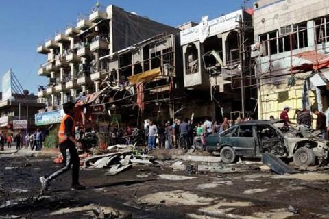 В результаті теракту в Багдаді загинули 18 людей