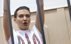 Голодовка Савченко: сестра рассказала об ухудшении здоровья нардепки