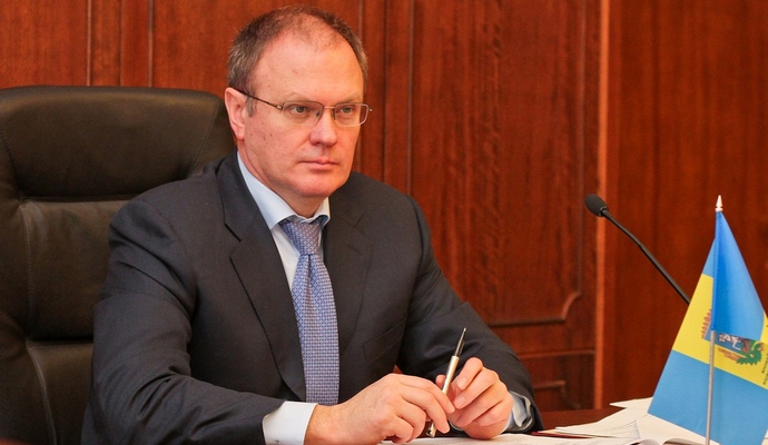 Председатель Киевской ОГА ушел с поста