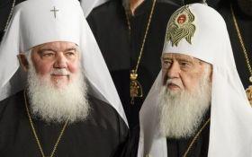 Филарет и Макарий не смогут стать главами новой церкви: в МП заявили о тайном запрете Варфоломея