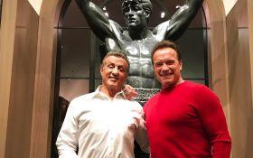 Сильвестр Сталлоне придбав статую Роккі за $400 тисяч