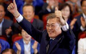 Южная Корея выбрала нового президента
