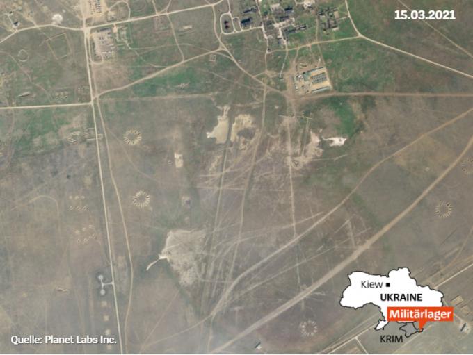 Spiegel показала новий військовий табір Росії в Криму на супутникових фото (1)