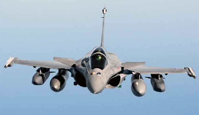 """Индия купит у Франции 36 истребителей """"Рафаль"""""""