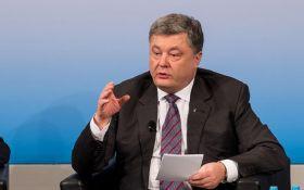 Порошенко хочет созвать отдельное заседание СНБО из-за возможного вмешательства РФ в выборы