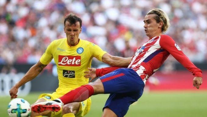 Барселона рассматривает Гризманна вкачестве вероятной замены Неймару