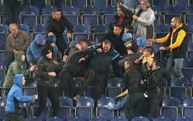 Ультрас побили нардепа на Дніпро-Арені: опубліковано відео