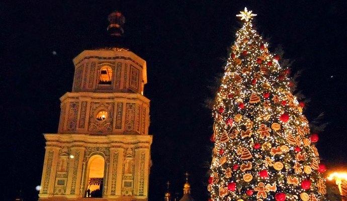 Новогодний городок в столице посетили более 2 миллионов людей