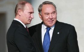 Експерт розповів, що екс-президент Казахстану Назарбаєв пообіцяв Путіну