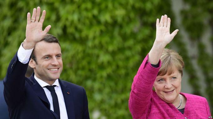 Меркель и Макрон сделали важное заявление по Донбассу