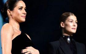 Беременность не помеха: Меган Маркл очаровала изысканным сексуальным образом
