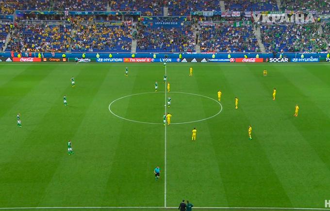 Украина - Северная Ирландия - 0-2: хронология матча Евро-2016 (3)