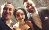 """Ведучий """"Євробачення-2017"""" одружився: опубліковані фото і відео"""