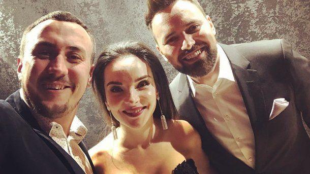"""Ведущий """"Евровидения-2017"""" женился: опубликованы фото и видео"""