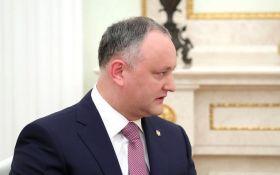 Неожиданно: в Молдове хотят отменить должность президента