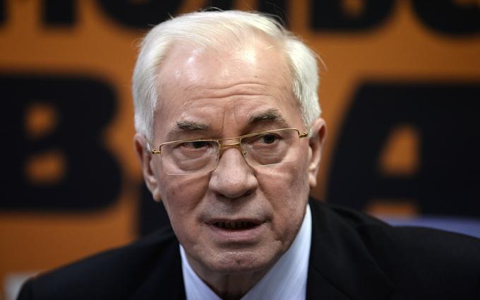 Суд вынес решение насчет пенсии беглого Азарова