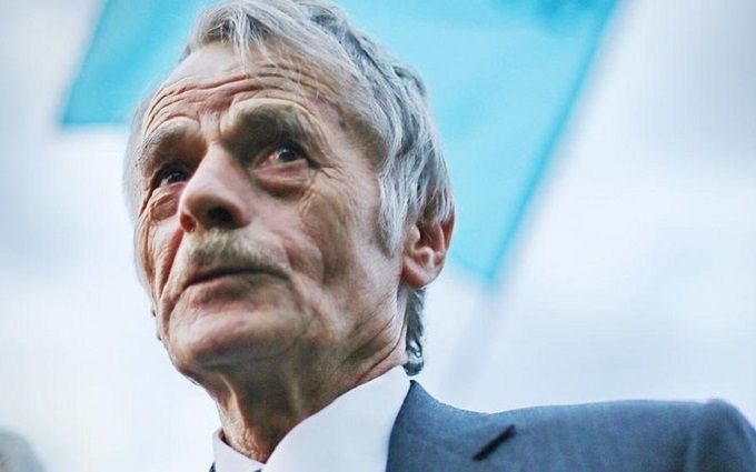 Джемилев объявил, что РФ превратила Крым ввоенную базу