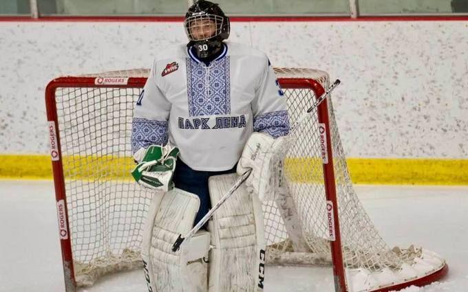 """""""Українська ніч"""" на хокейному полі: в Канаді пройшла видовищна гра в вишиванках"""