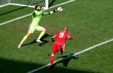 Швейцария - Польша - 5-6: видео обзор матча и серия пенальти