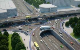 На реконструкцию развязки на Шулявке в Киеве планируют потратить 400 млн гривень