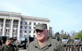 Порошенко уволил заместителя командующего Нацгвардии