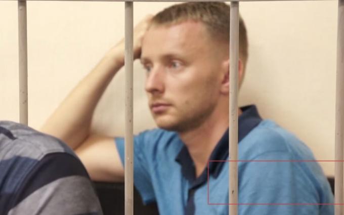 Гучне затримання: опубліковане відео з чиновником Януковича за гратами
