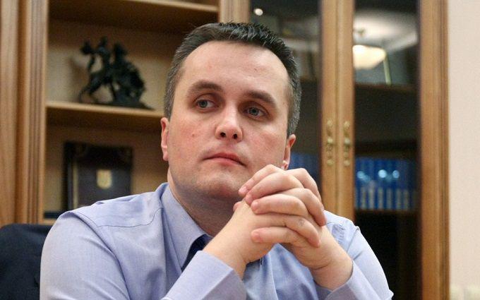 Холодницький відповів на прохання Лещенка через квартиру: опублікований документ