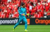 Швейцария скромно победила Албанию на Евро-2016: опубликовано видео