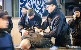 Стрельба в центре Киева: появилось видео с места событий и новые детали