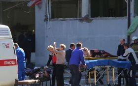Масове вбивство в Керчі: окупанти Криму повідомили, скільки постраждалих залишаться інвалідами