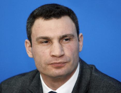Кличко объяснил, почему его партия самостоятельно пойдет на выборы в Раду