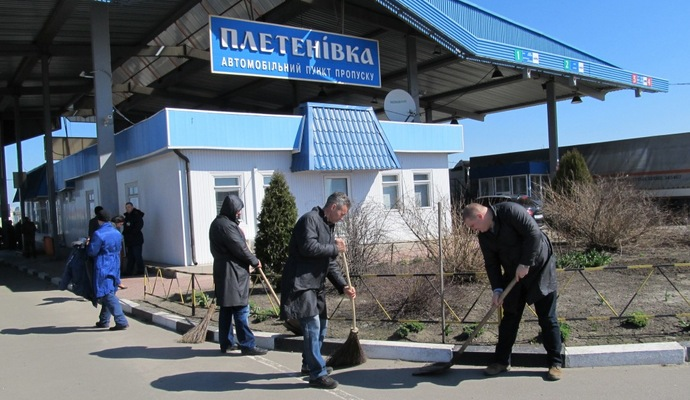 Кабмин определил пункты пропуска для товаров из РФ и Беларуси