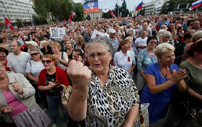 Бойовики ДНР повеселили дивним соцопитуванням