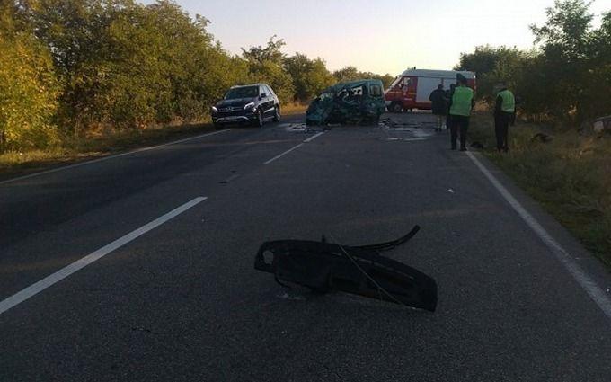 Під Миколаєвом сталася смертельна ДТП: з'явилися фото