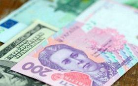 Курсы валют в Украине на среду, 25 апреля