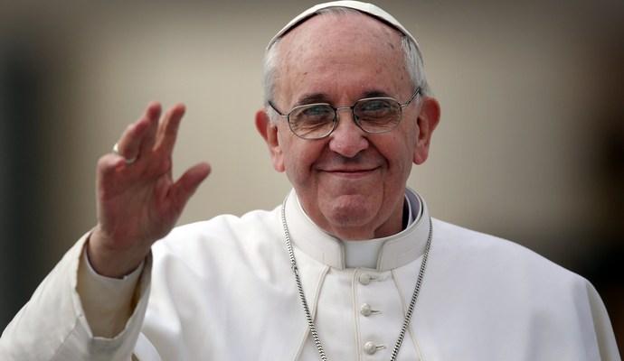 Папа Римский благословил интернет