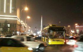Беременная на авто устроила серьезную аварию в центре Киева: появились фото