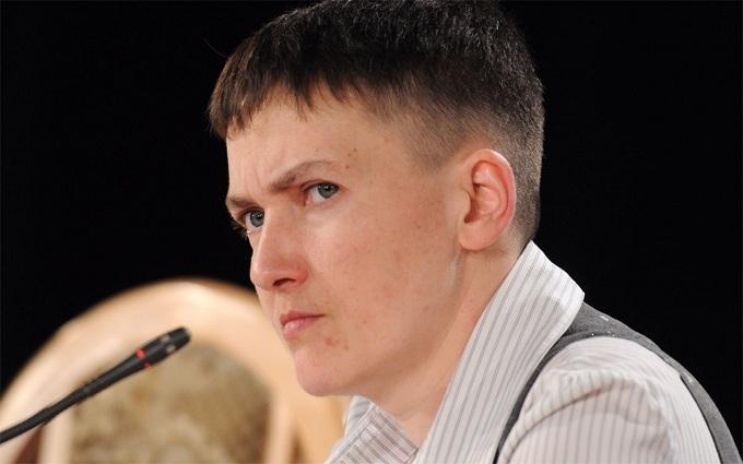 Савченко порадила журналістам не лізти, куди не треба: з'явилося відео