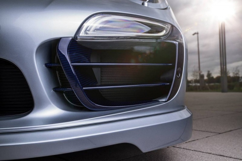 TechArt представила допрацьований кабріолет Porsche 911 Turbo S (10 фото) (5)