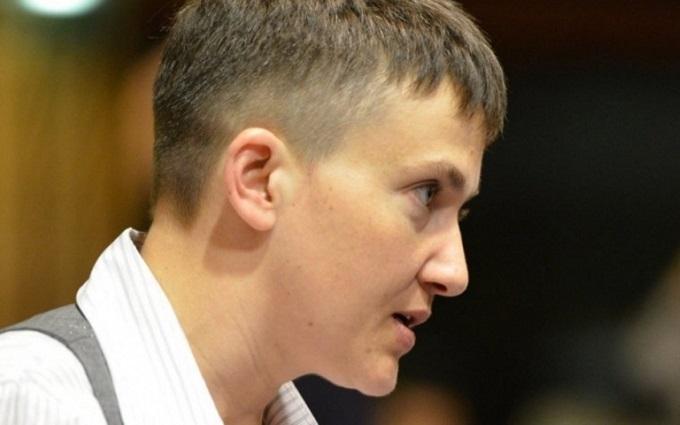 Савченко промовила небезпечне для України слово: з'явилося відео