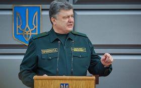 Порошенко назвал шокирующее число убитых за время АТО на Донбассе детей