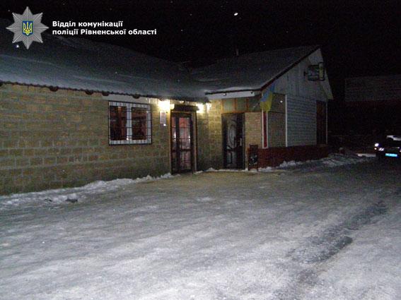 На Ровенщине прогремел взрыв в кафе, много пострадавших: появились фото (1)