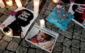 Помер малюк Альфі Еванс, якому суд відмовив у праві на життя