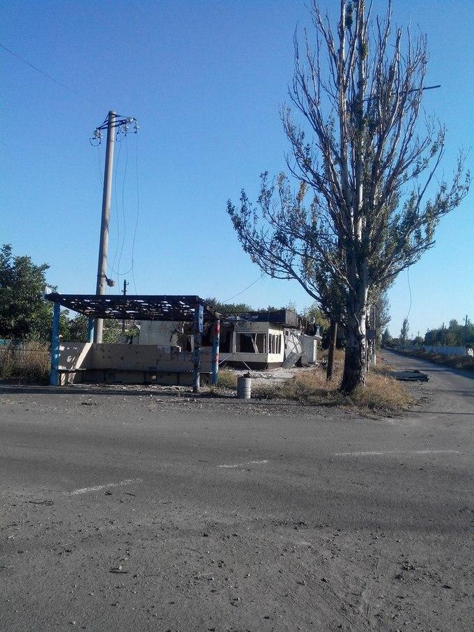 """""""Русский мир"""" в Донецке: опубликованы шокирующие фото из разрушенного города (1)"""