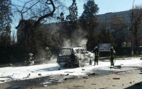 Гибель полковника СБУ в Мариуполе: мину в автомобиль заложила женщина-диверсант - журналист