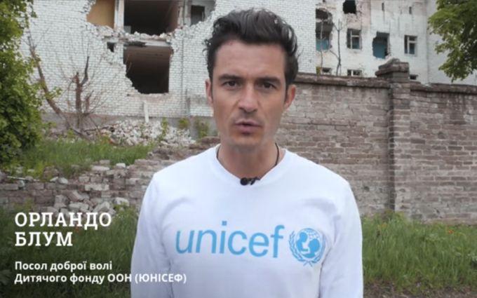 Відомий голівудський актор записав звернення до дітей Донбасу: з'явилося відео